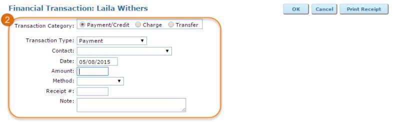 add transaction